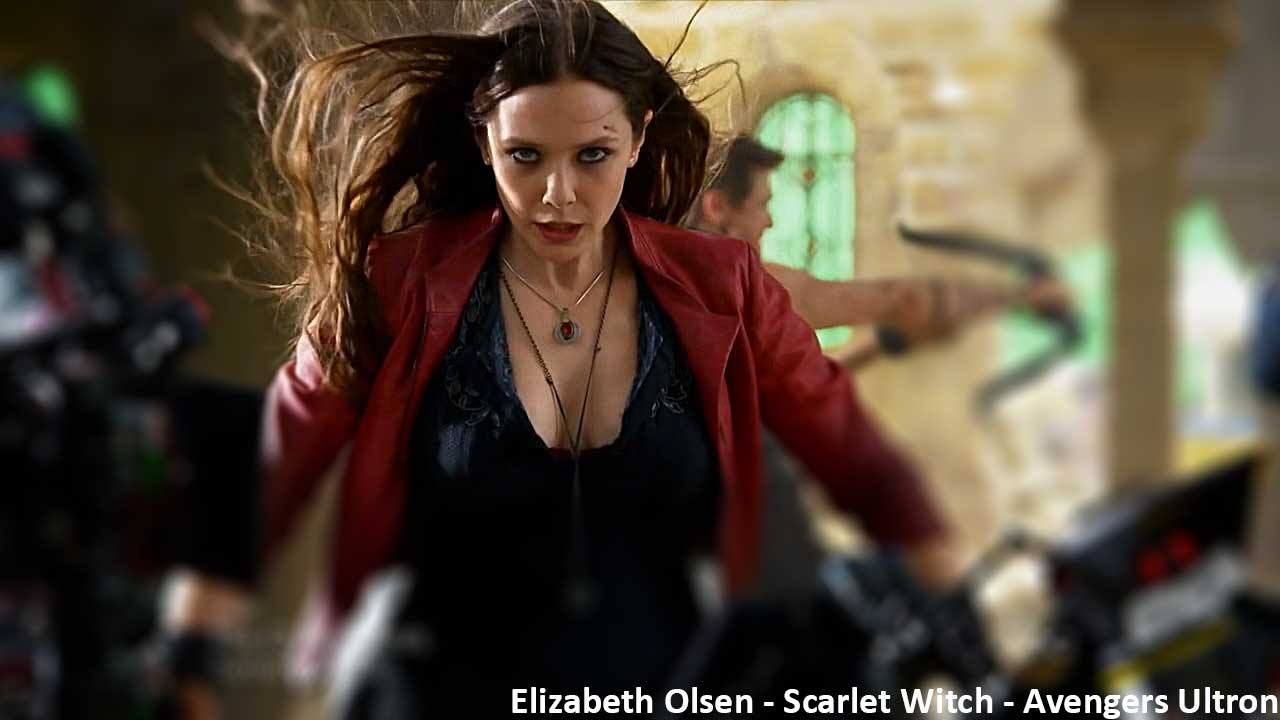 Elizabeth Olsen as Scarlet Witch from Marvel 75 marvelstudios 1280x720