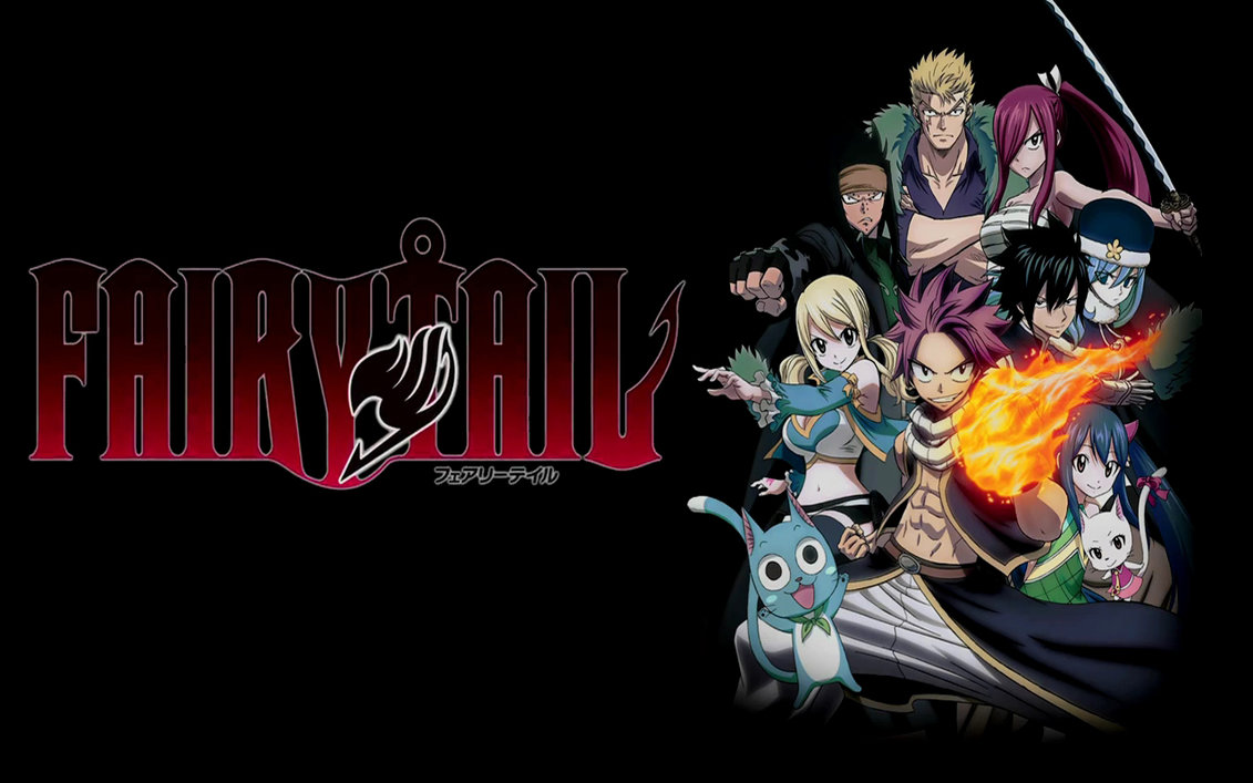 FAIRY TAIL 2014   Wallpaper by ng9 1131x707