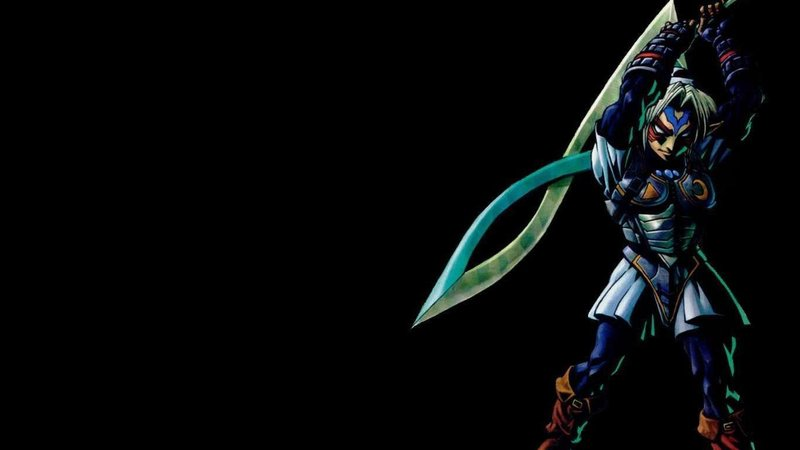 Oni Link Wallpaper by pastey penguin 800x450