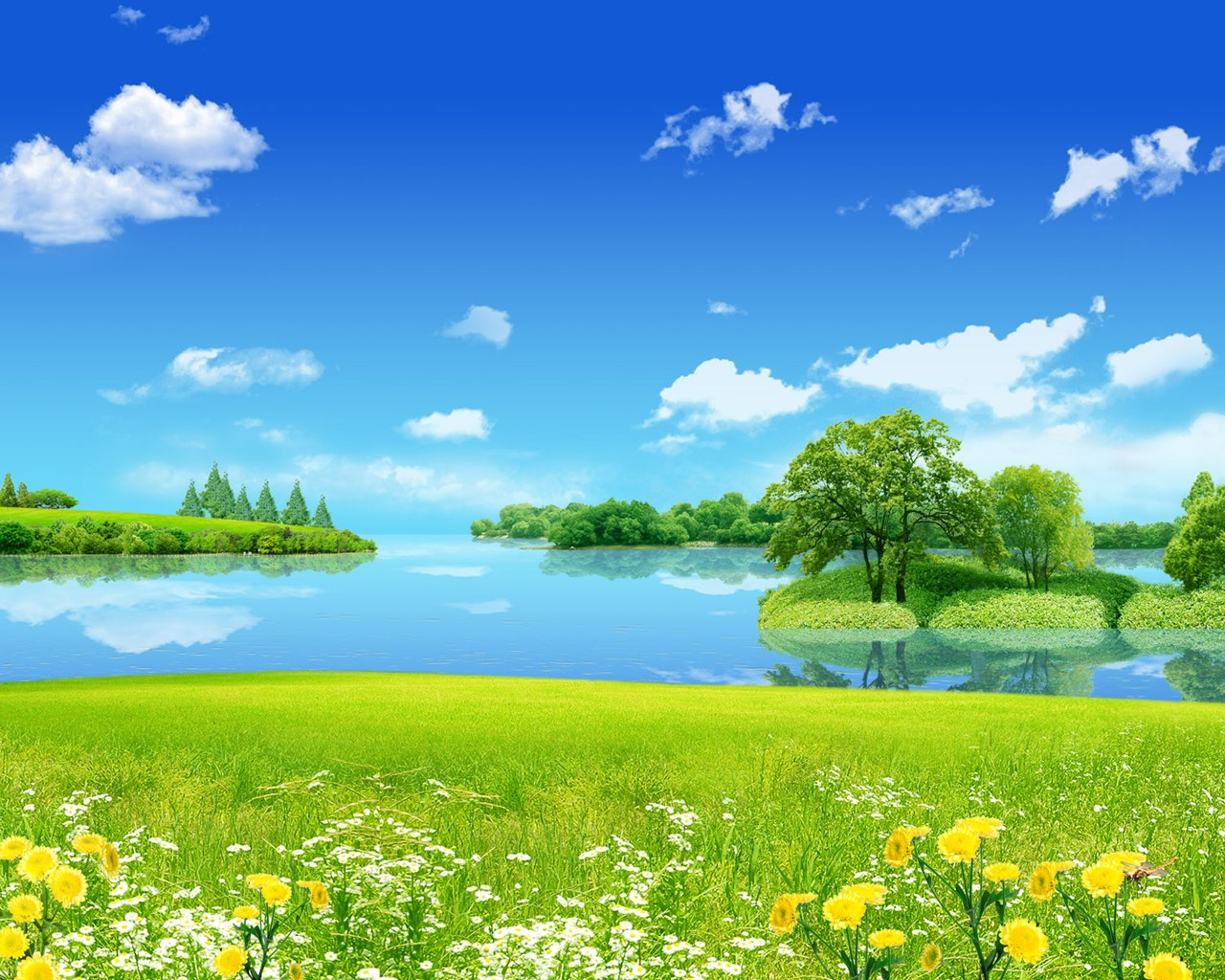 summer dreamland summer dreamland wallpaper download 1280x1024
