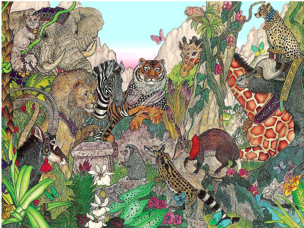 201319jungle wallpapers jungle scenery desktop wallpapershtml 1024x768