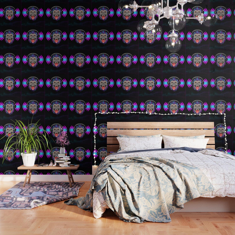 Mega Bass 5000 Wallpaper by jreidinger Society6 1500x1500