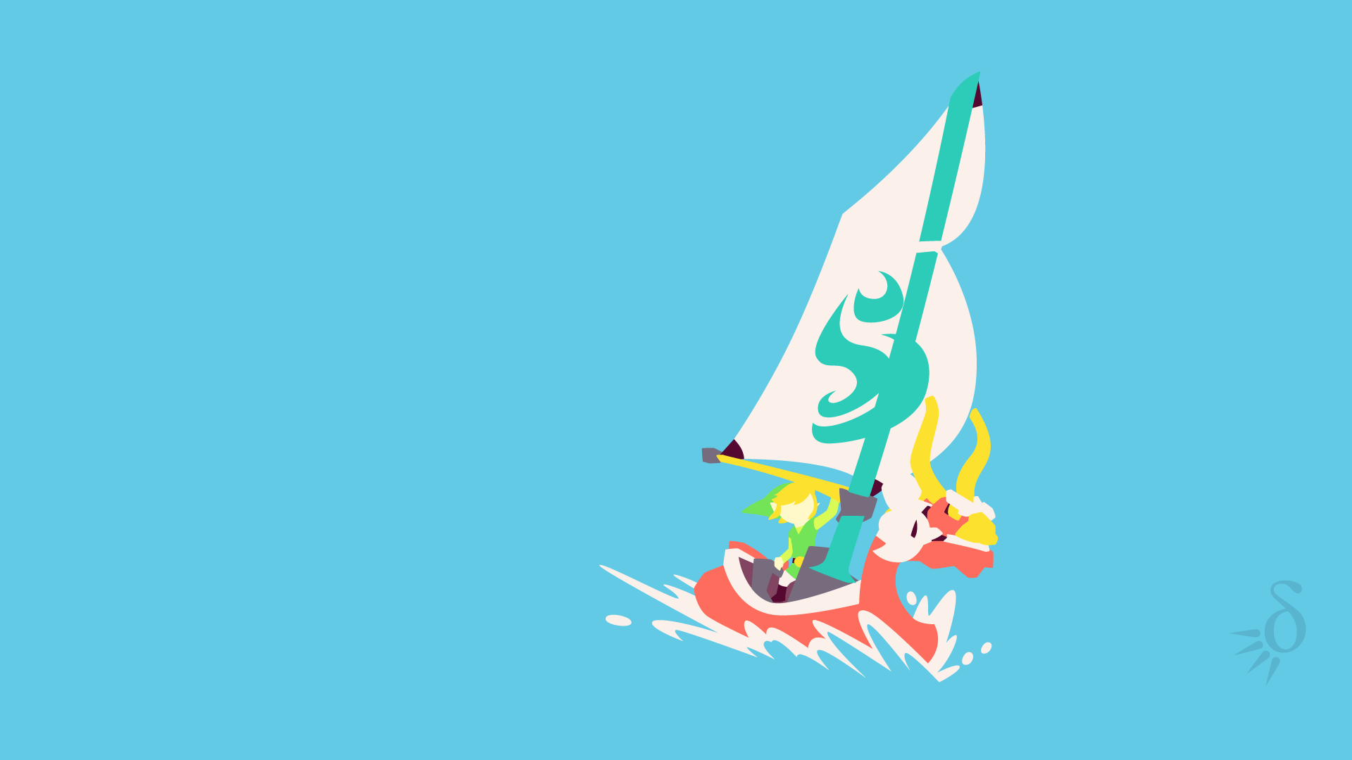 Free Download Wind Waker Wallpapers 1920x1080 For Your