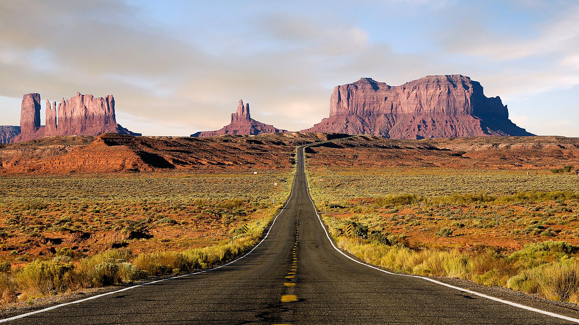 Wallpaper HD route Arizona   1920x1080   Tlcharger   Retour 1920x1080