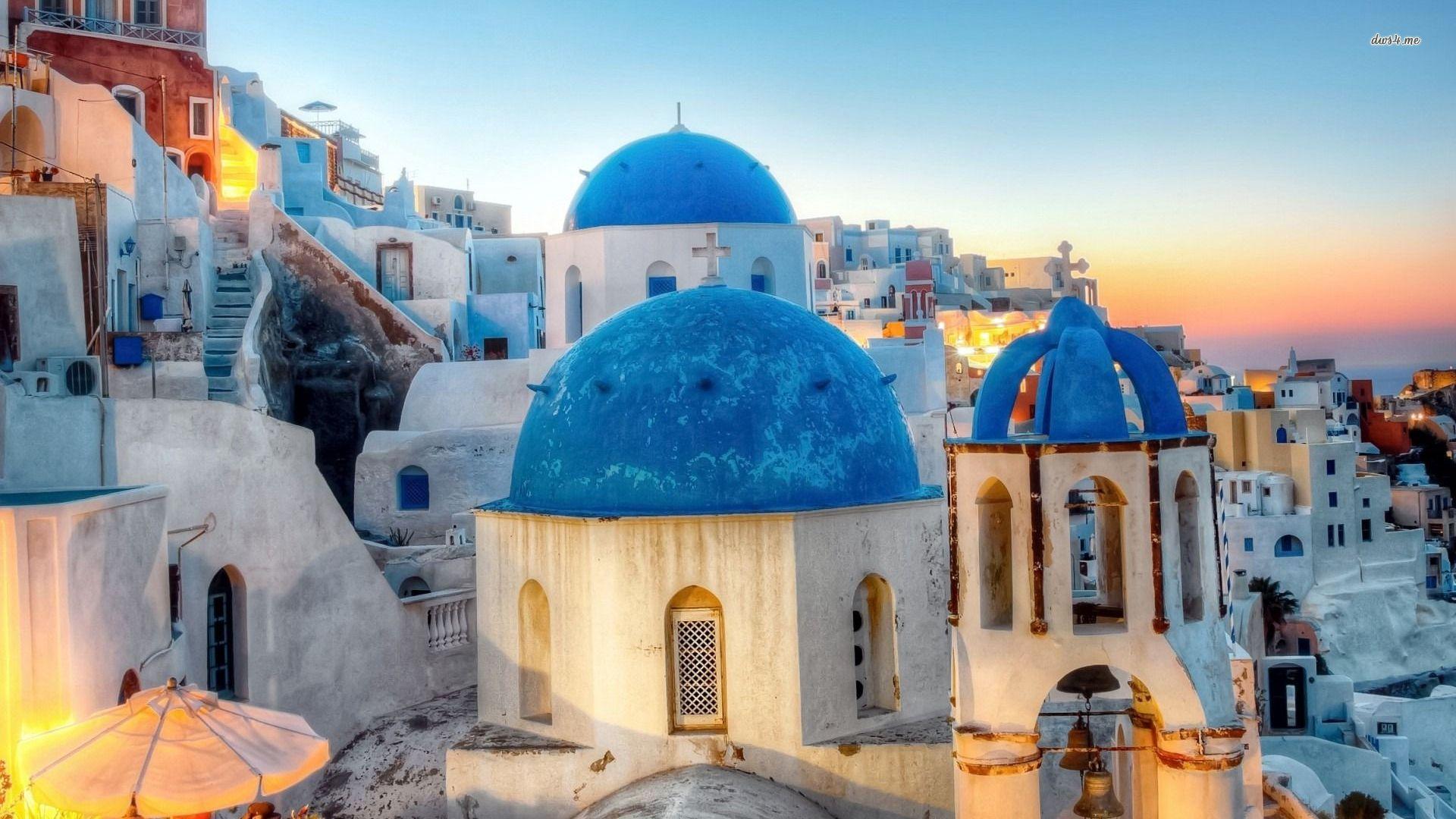 oia greece santorini wallpaper - photo #37