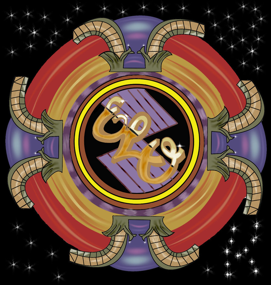 ELECTRIC LIGHT ORCHESTRA logo by Kublakhan27 900x945