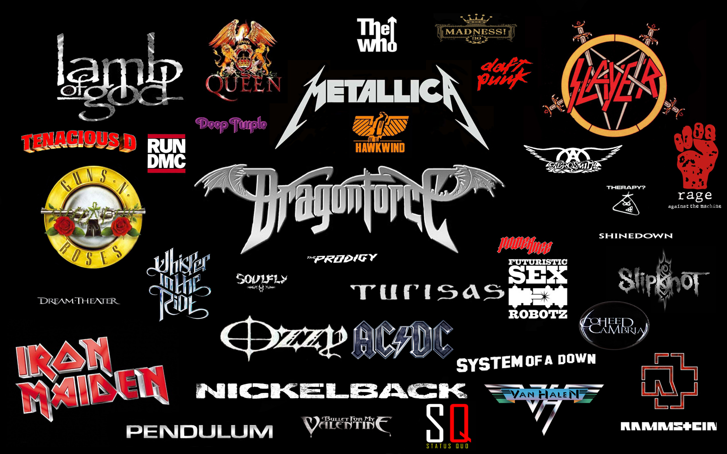 Music Heavy Metal Wallpaper 1440x900 Music Heavy Metal 1440x900