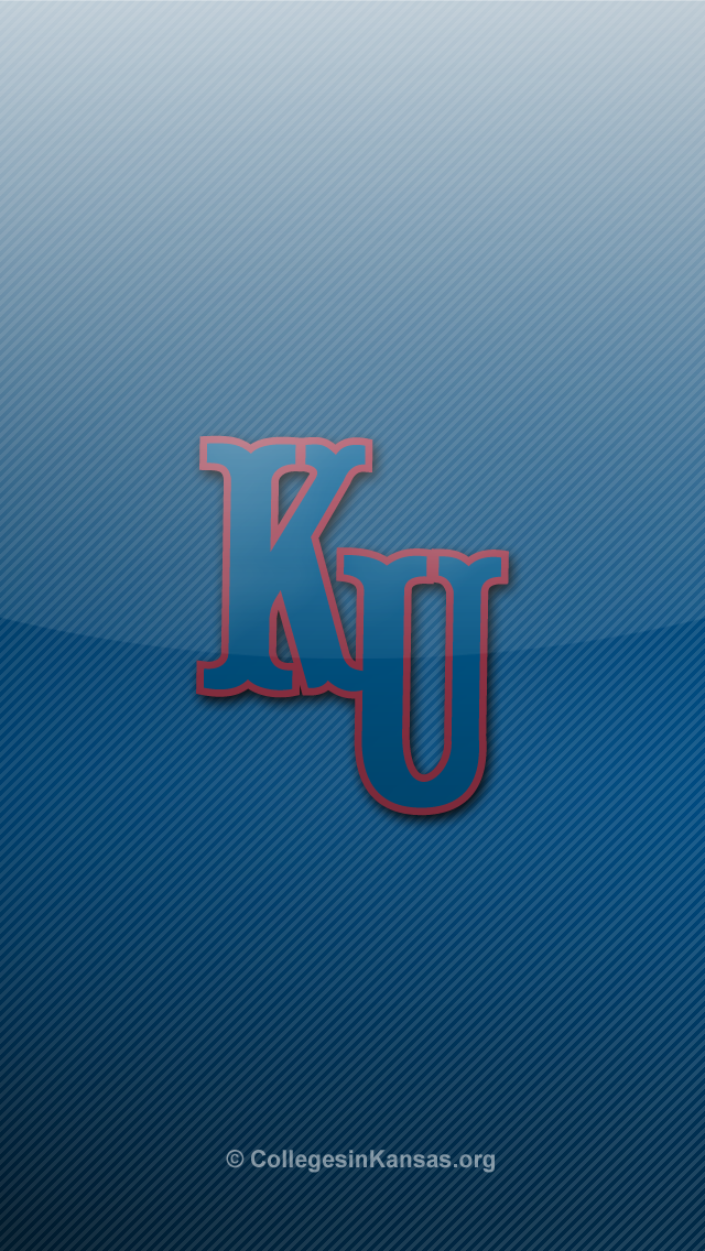 Kansas Jayhawks iPhone 5 Wallpapers Colleges in Kansas iPhone5