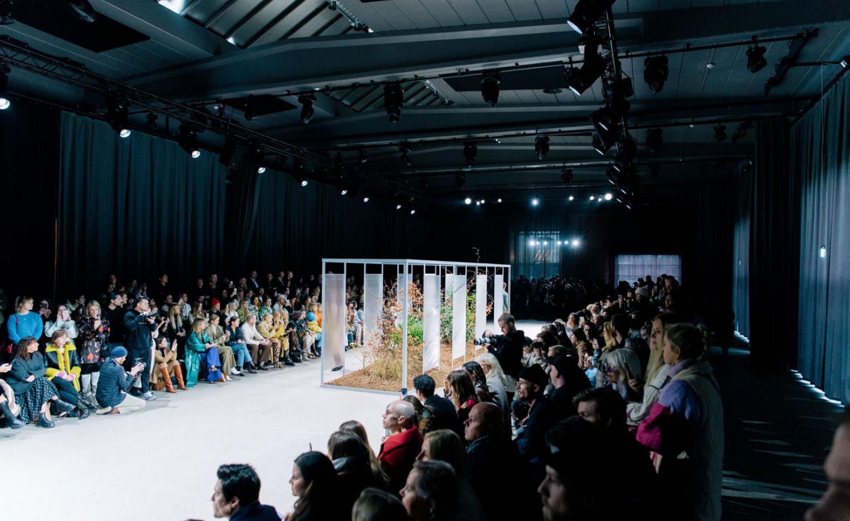 Holzweiler and Snhettas sustainable Copenhagen show Wallpaper 1540x944