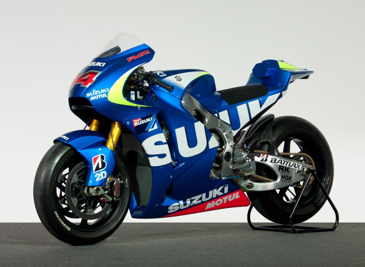 Passione Racing MotoGP Suzuki Ritorno alla MotoGP dal 2015 1270x930