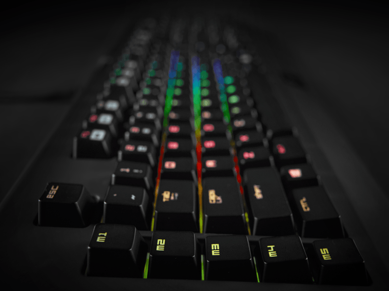 Free download Razer Blackwidow Ultimate Chroma Review PixelVulture
