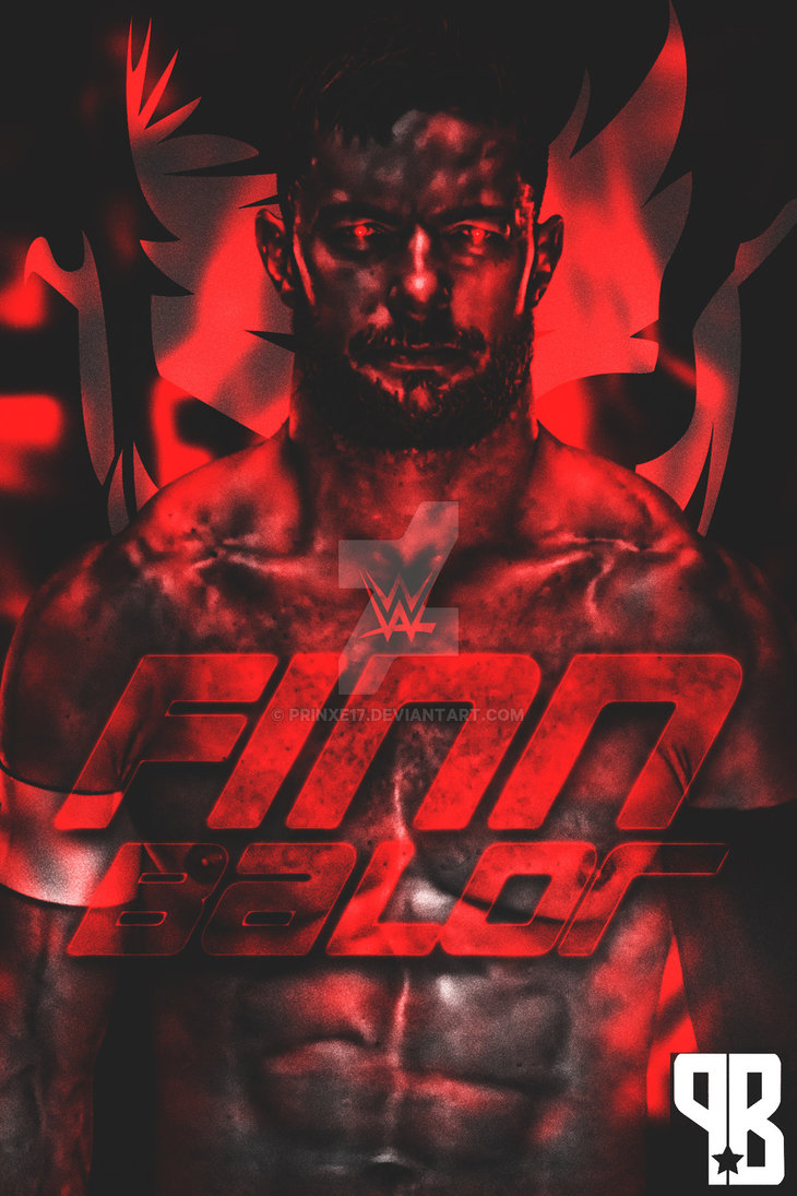 Free Download Finn Balor Wallpaper By Prinxe17 730x1095 For Your