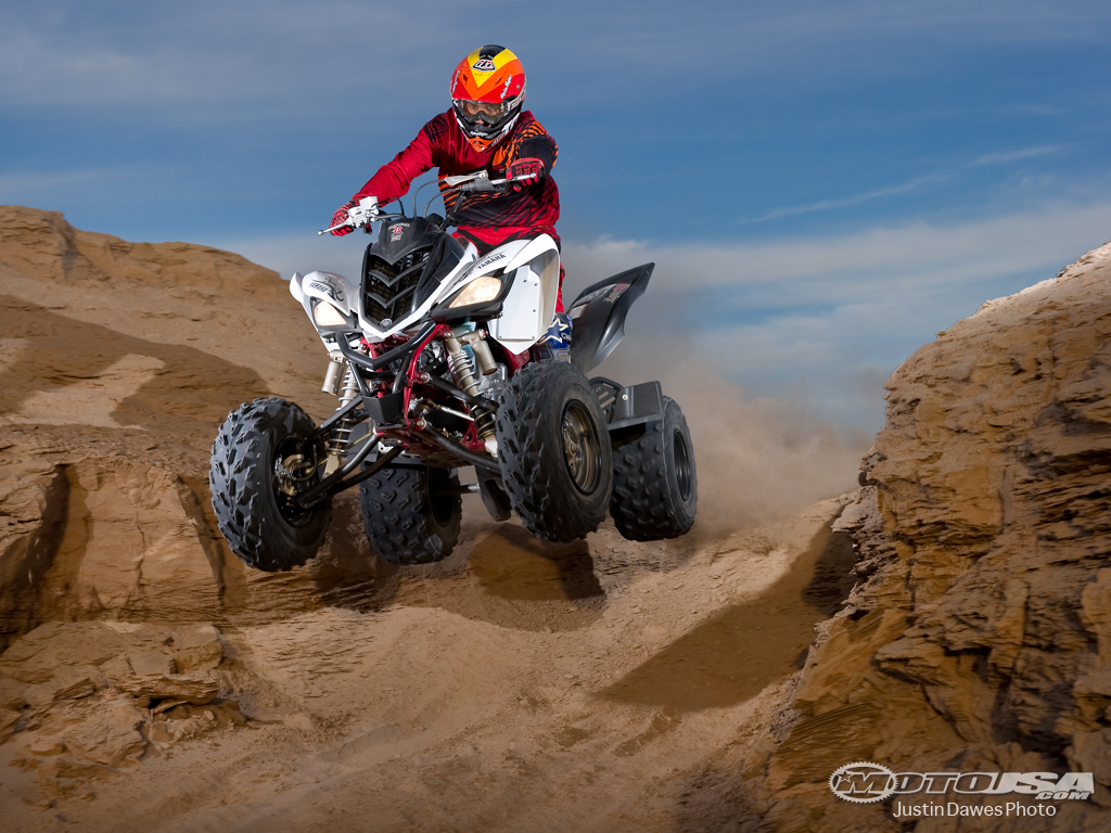 Yamaha Raptor 700r Wallpaper The 2010 yamaha raptor 700r se 1024x768