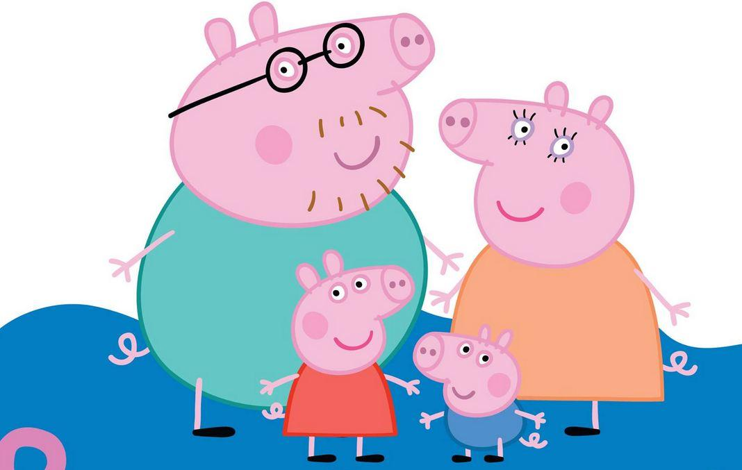 Download Peppa Pig Wallpapers HD for android Peppa Pig Wallpapers HD 1068x677
