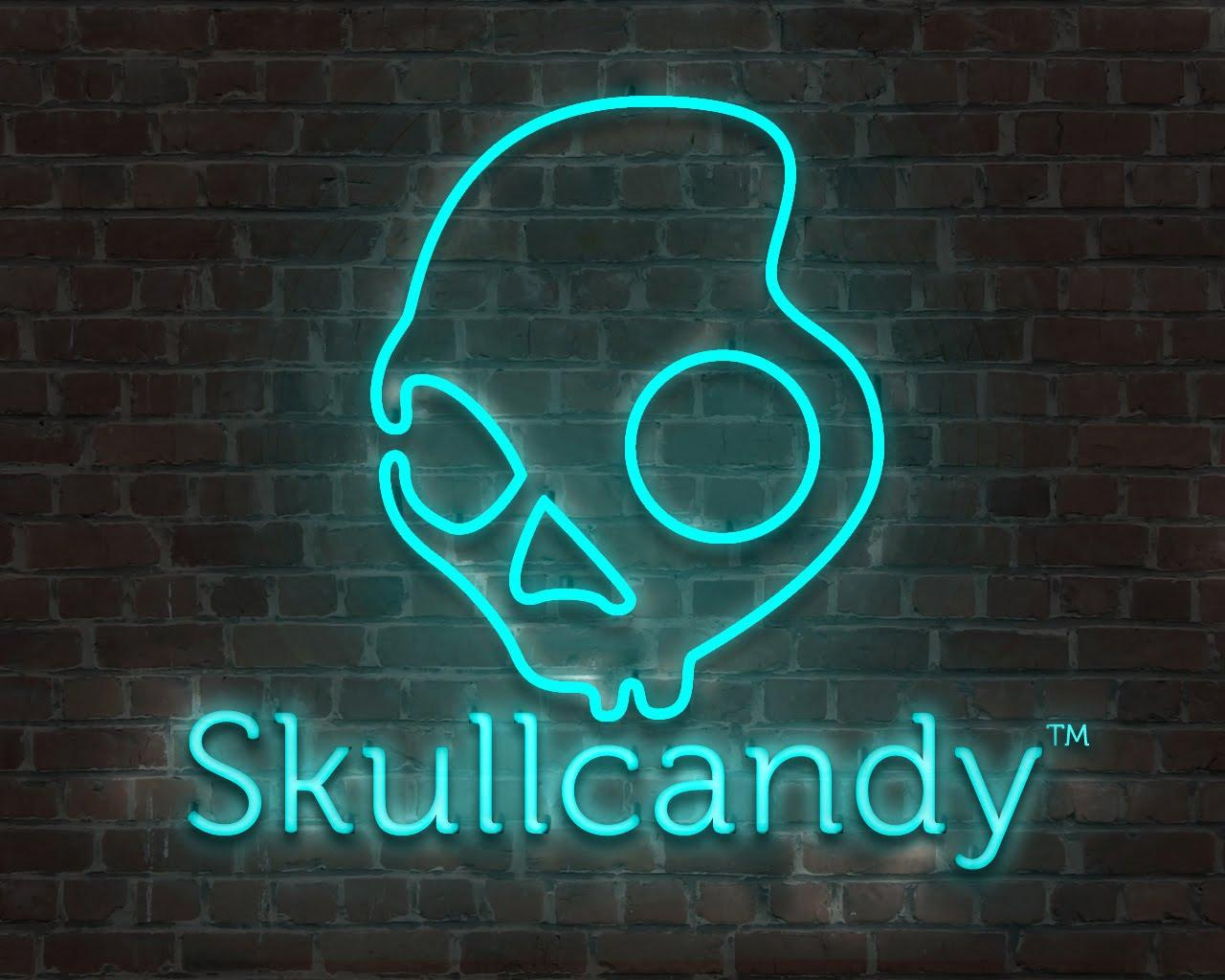 skull candy wallpaper wallpapersafari