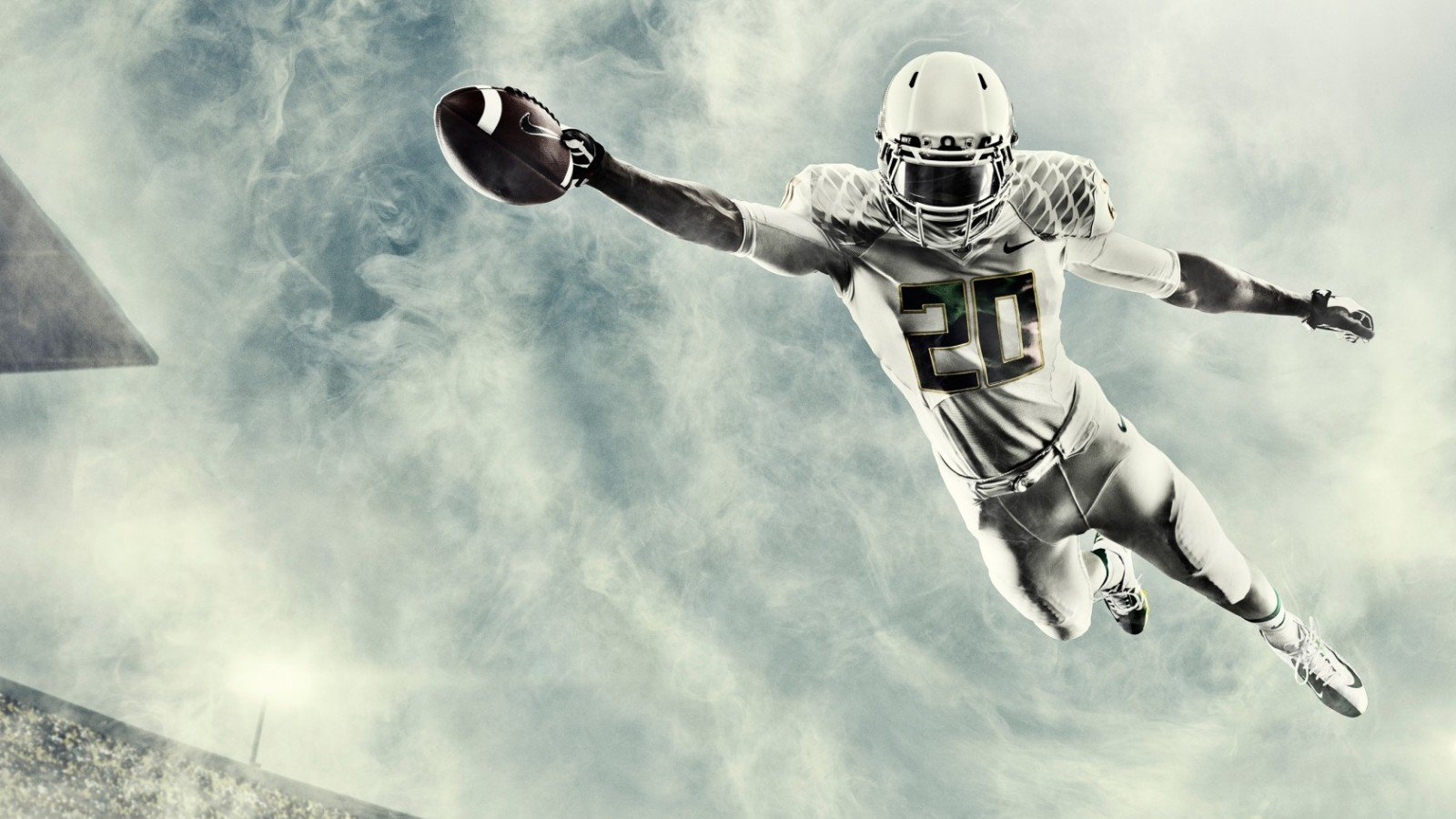 American Football HD wallpaper 1600x900