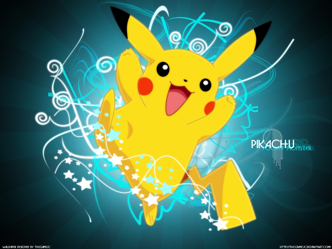 Pikachu Wallpaper   Pokmon Wallpaper 32530860 1280x960