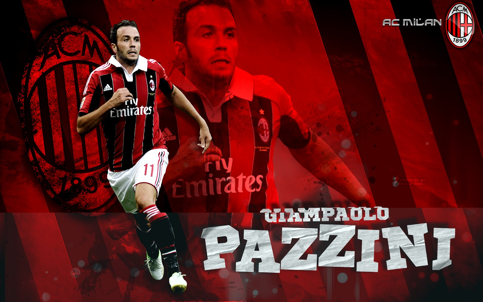 Tags AC Milan Wallpapers HD High Resolution High Definition High 1600x1000