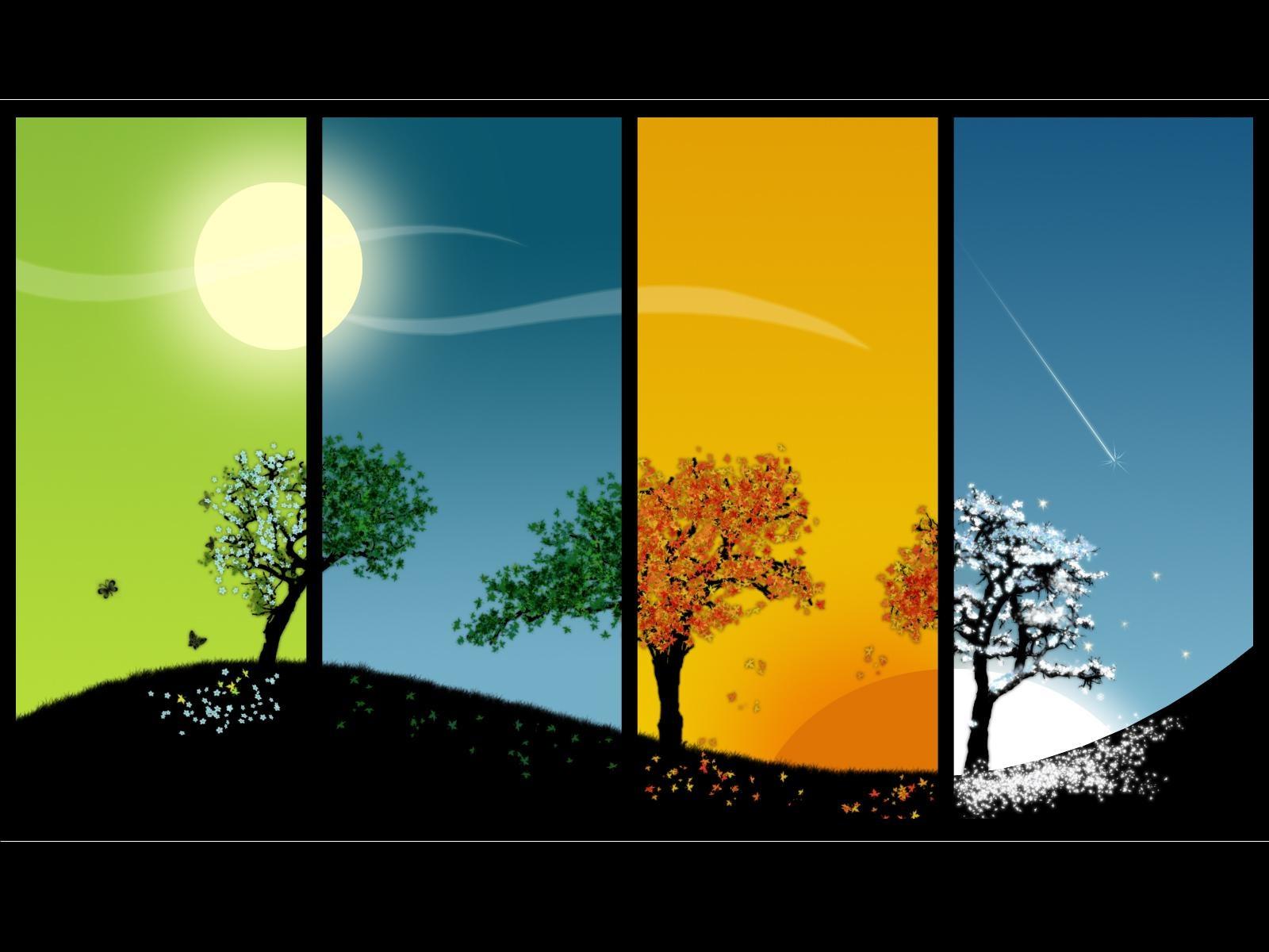 Seasons Wallpapers For DesktopWallpaperSafari