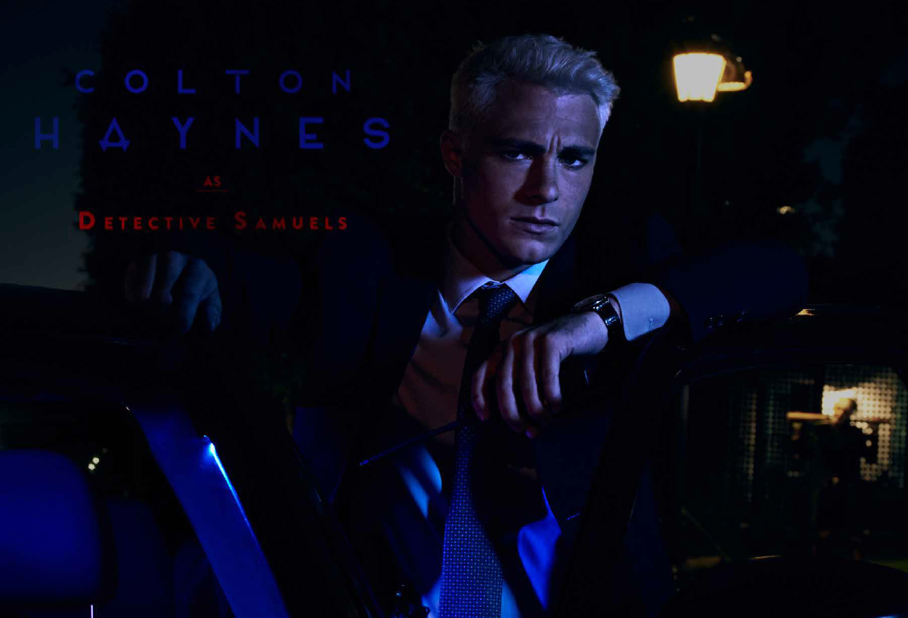 Colton Haynes images Colton Haynes as Detective Samuels in 1296x882