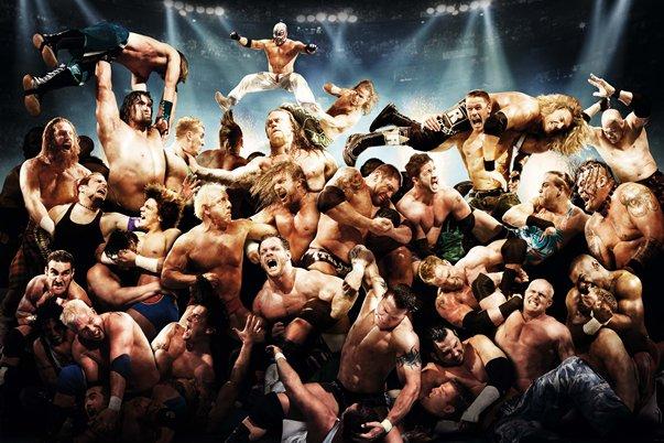 Wrestling Hits WWE 603x402
