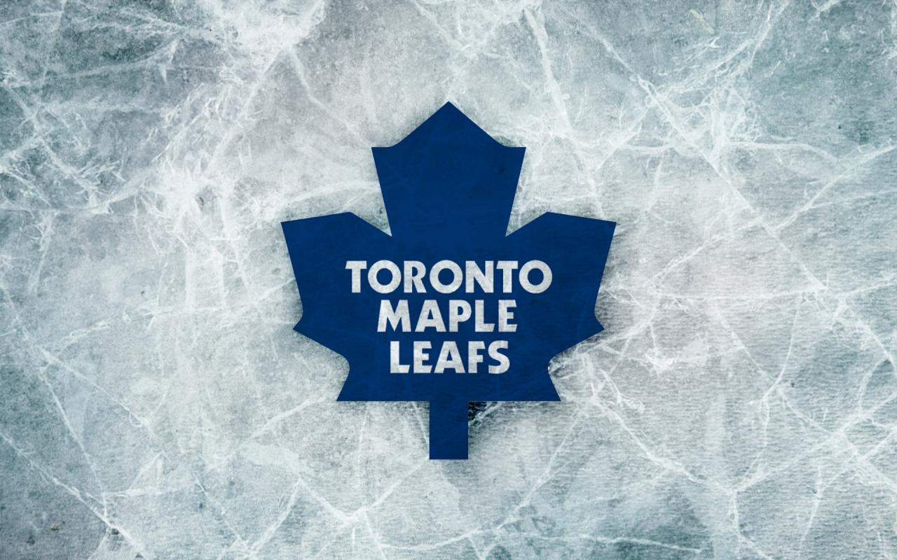 Toronto Maple Leafs wallpapers Toronto Maple Leafs background   Page 1280x800