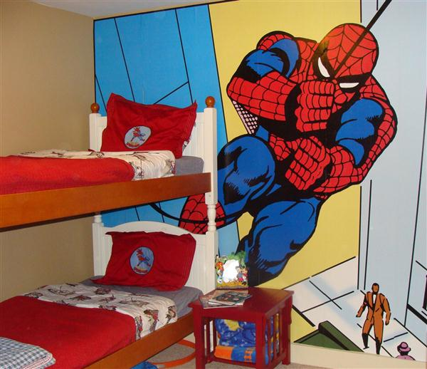 Unique Themes for Decorating Boy Rooms Smart Home Decorating Ideas 600x518