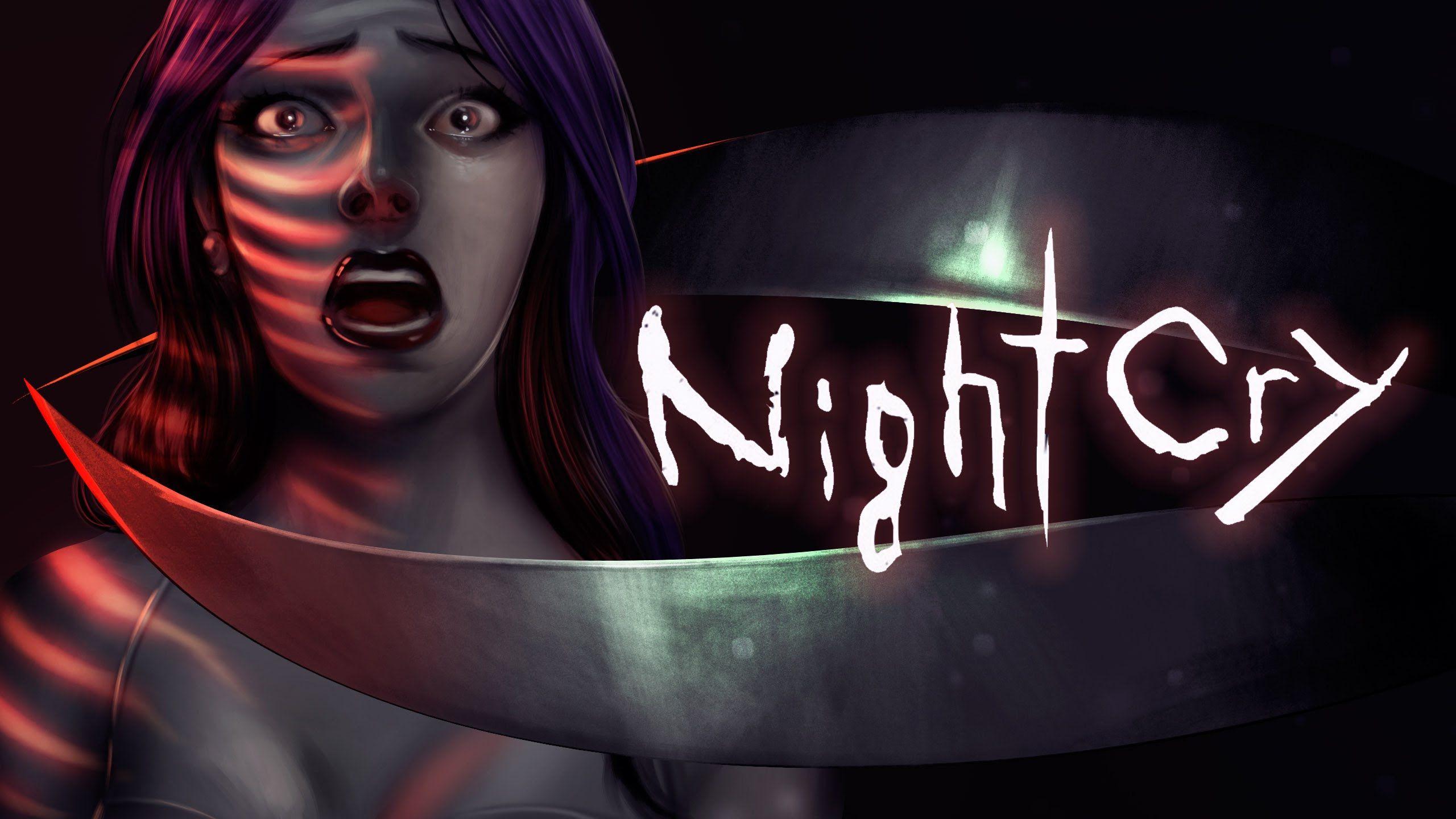 NEVER RUN WITH SCISSORS Nightcry 01 TheRPGMinx youtube vids 2560x1440