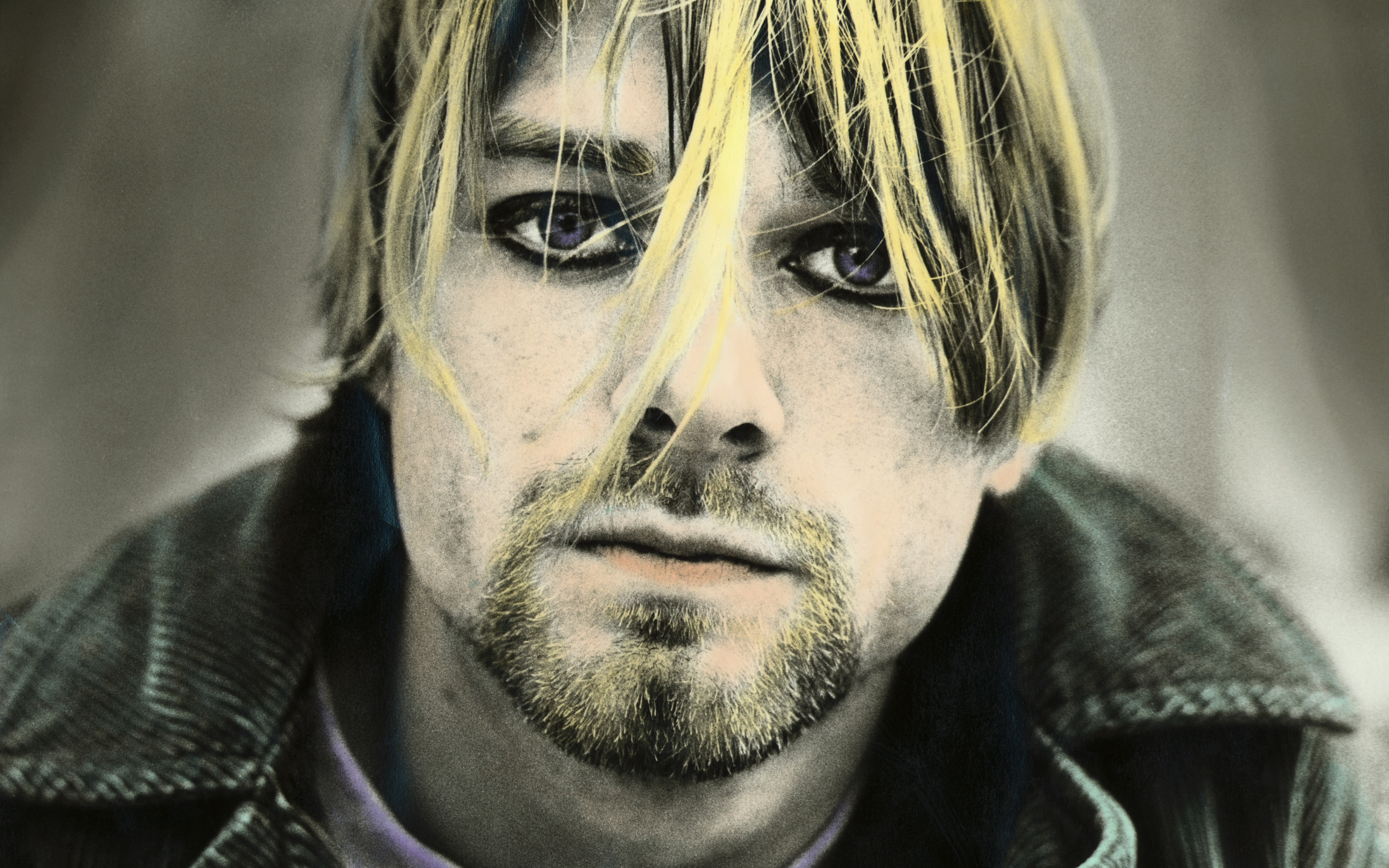 Kurt Cobain Wallpaper Nirvana Wallpaper 2560x1600