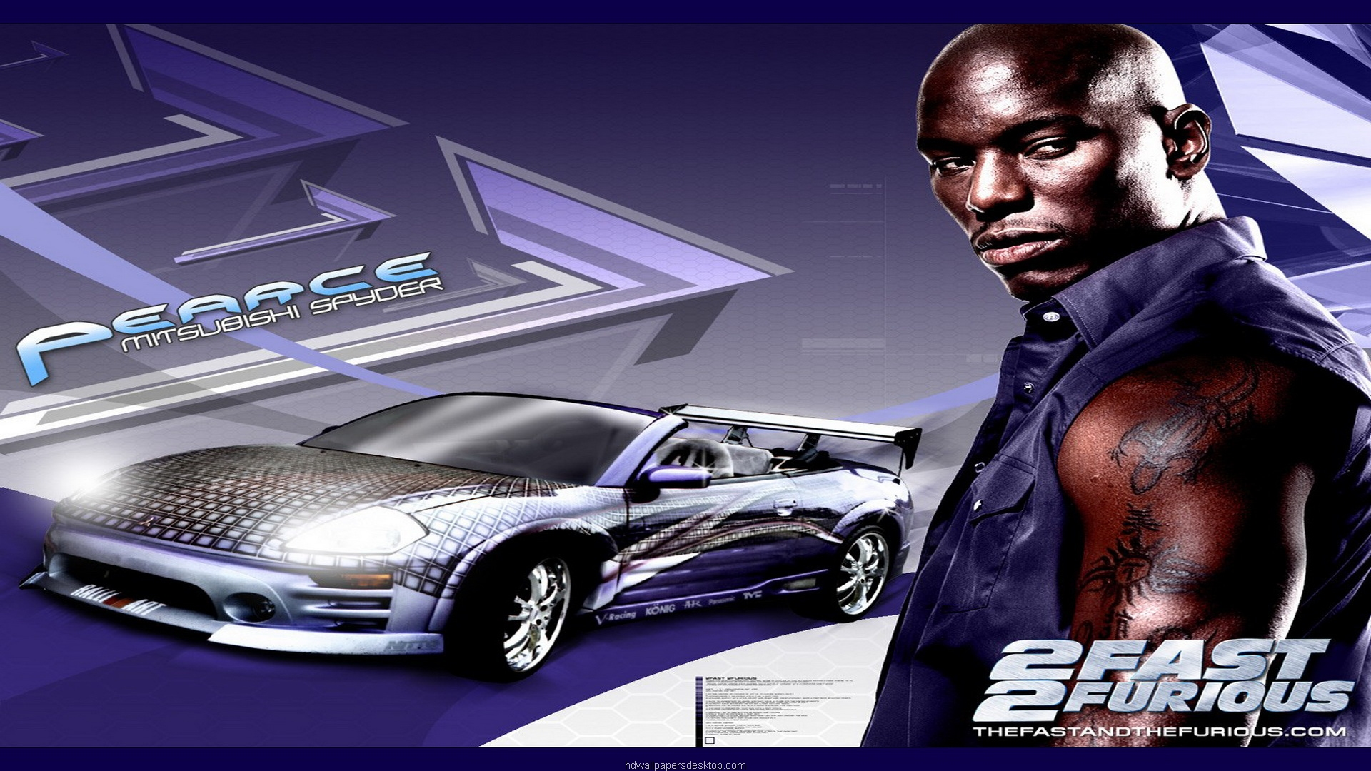 Fast 2 Furious Images Crazy Gallery 1920x1080