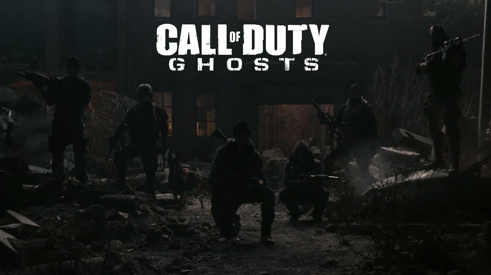 Call Of Duty Pictures Of Ghost - wallpaper hd