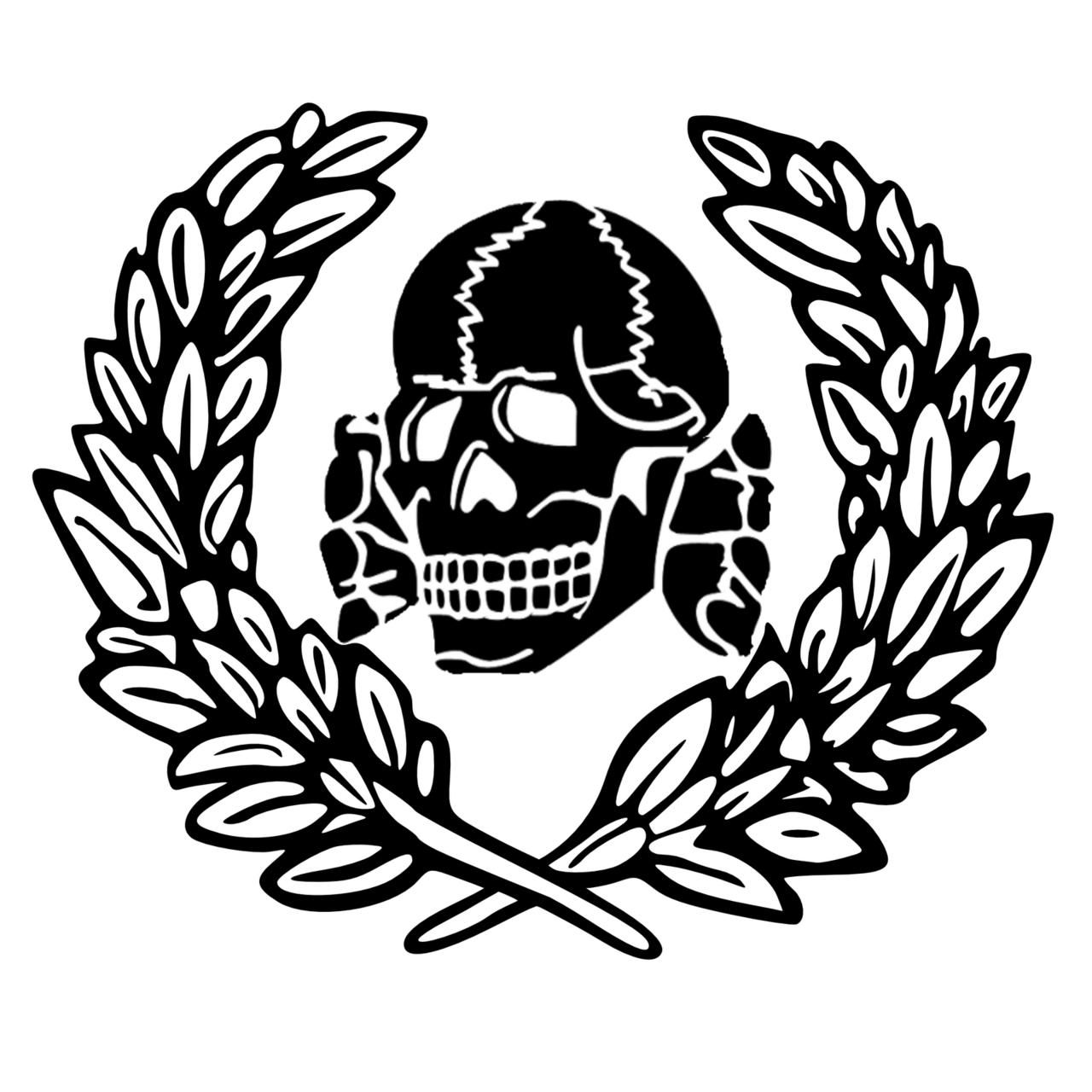 Totenkopf Wreath by TheMistRunsRed 1280x1280