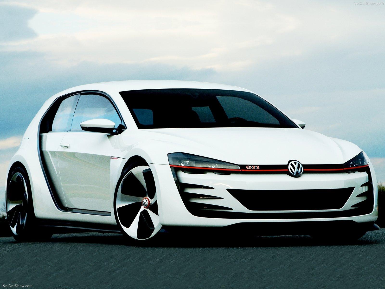 Volkswagen Design Vision GTI Concept 2013 Wallpapers   Vdub Newscom 1600x1200