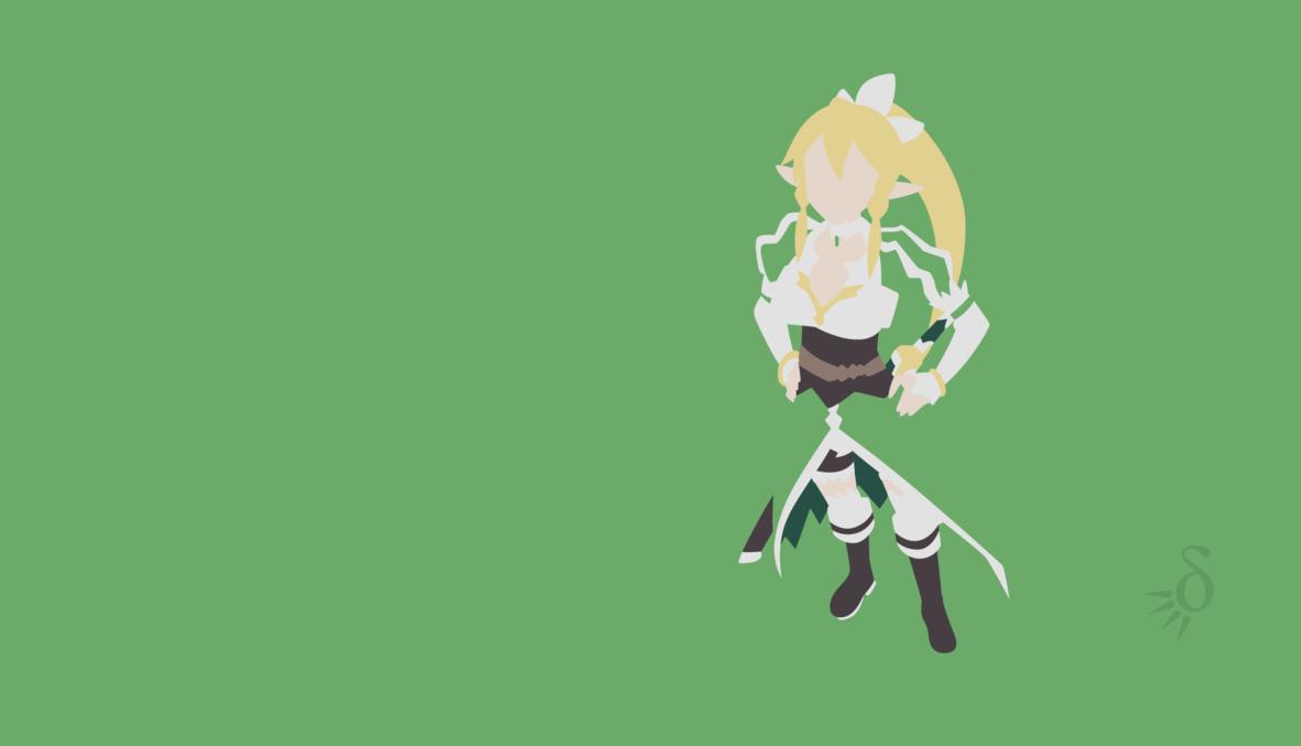 SAO Leafa by Krukmeister 1181x677