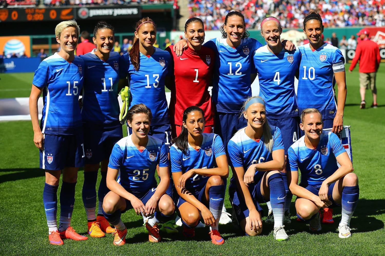 Usa Women Soccer Team Roster u s Women 39 s Soccer Team 1500x1000