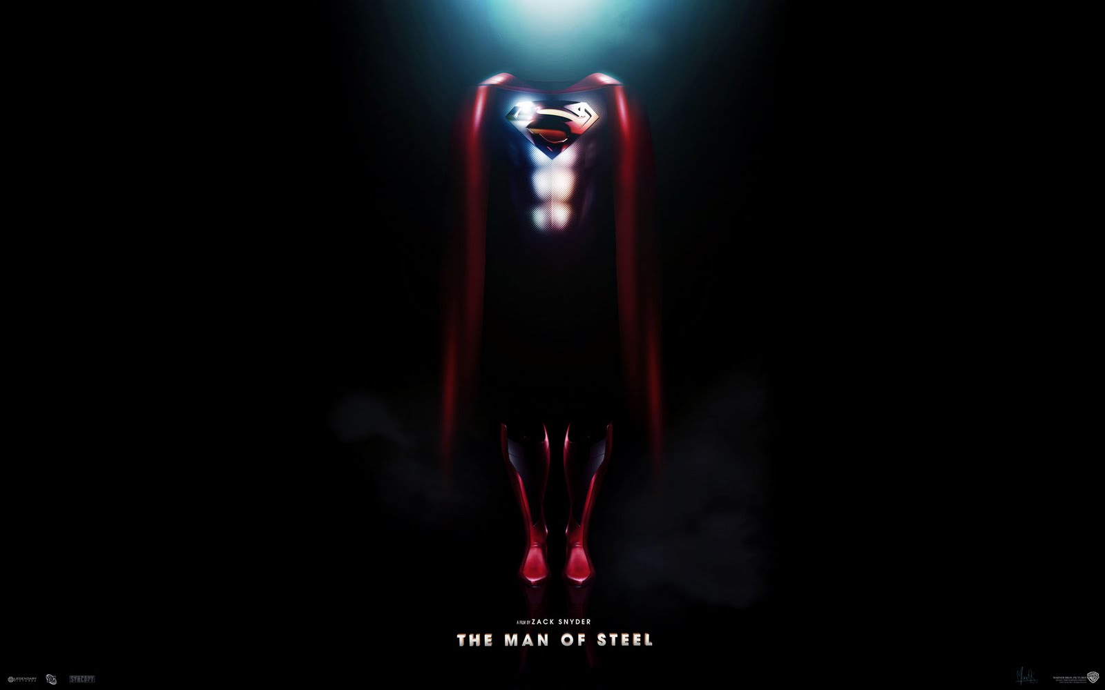 Superman Man of Steel HD Poster Wallpapers Movie Wallpapers 1600x1000
