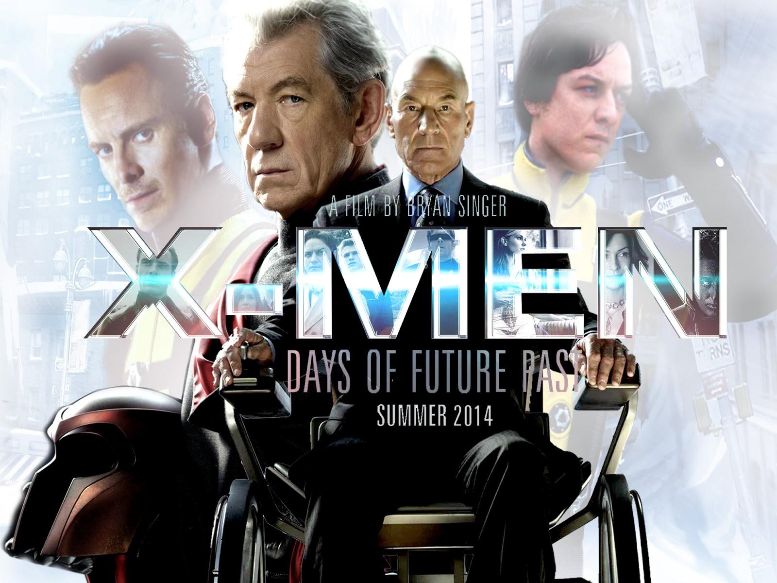 X Men Days of Future Past 2014 Movie   Wallpaper High 1600x1200