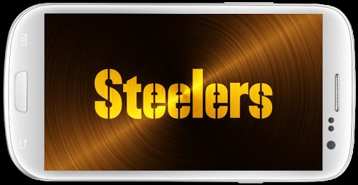 View bigger   Steeler Android Live Wallpaper for Android screenshot 512x265
