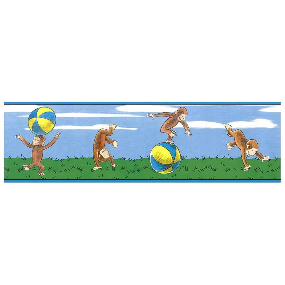 jungle monkey wallpaper wall border monkeys ebay filesize 320x320 32k 1000x1000