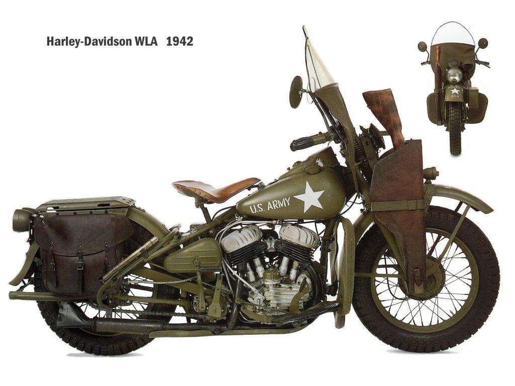 Old Harley davidson   history begins part 1 Harley Davidson 1024x768