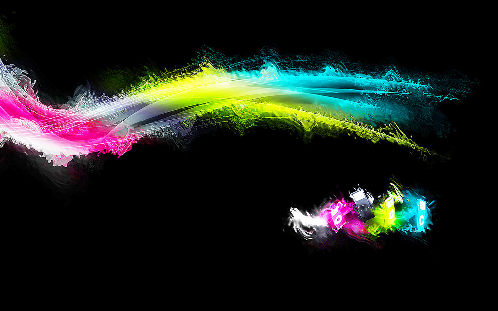 Music Waves Wallpaper Music wave by doriandarko 1024x640