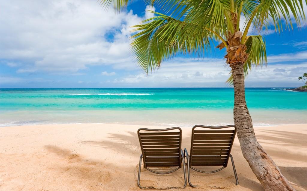 or widescreen resolution Hawaii Beaches Wallpaper For Desktop 1024x640