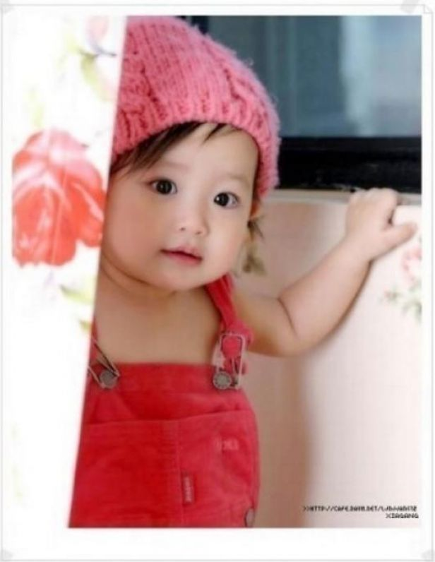 Very cute baby wallpaper pictures 2 616x796