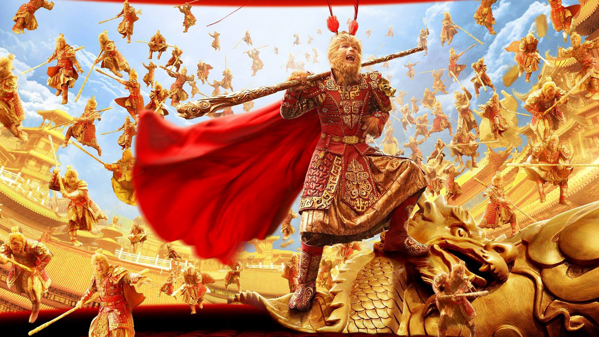the plot of the miniseries monkey king Soi cheang's the monkey king finally arrives in review: the monkey king is a hot it is hard to really stay awake till the end of the movie the plot is.