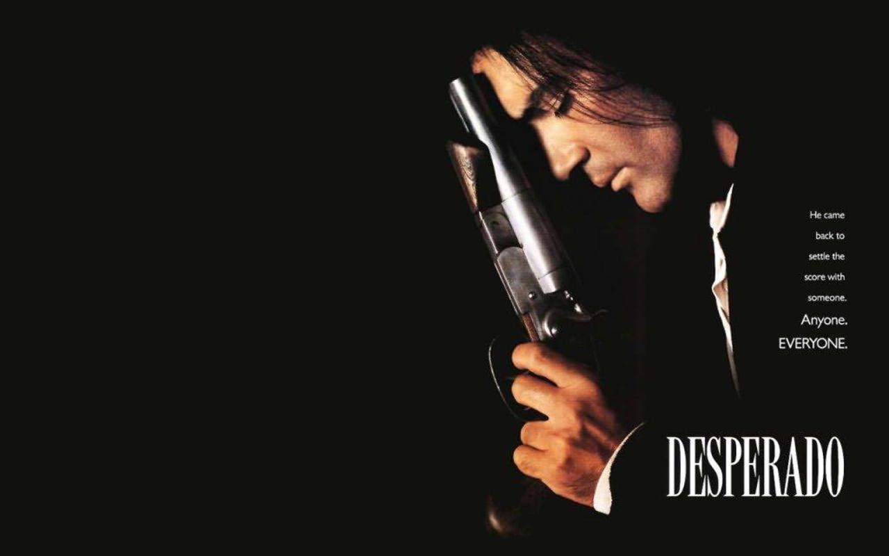 Antonio Banderas Desperado HD Wallpaper Background Images 1280x800