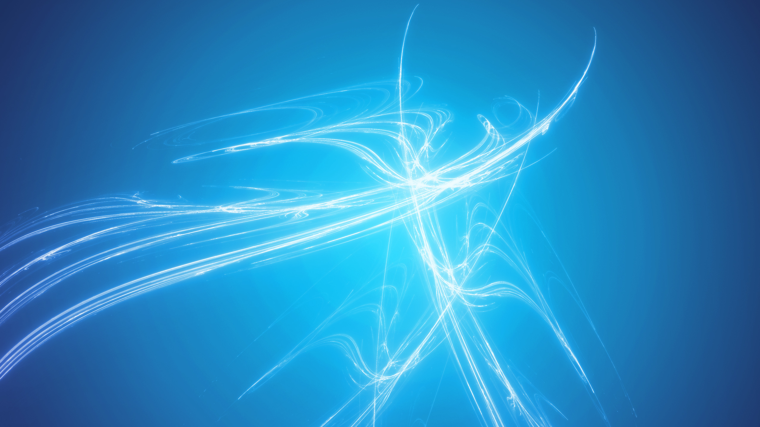 Light Blue Background 2560x1440