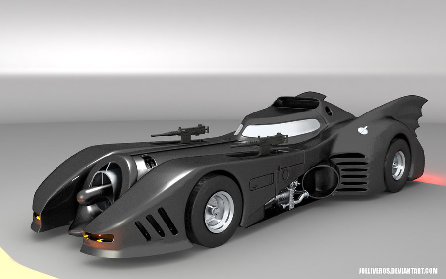 Batmobile 1989 Wallpaper 1989 batmobile 7 by joeliveros 900x563