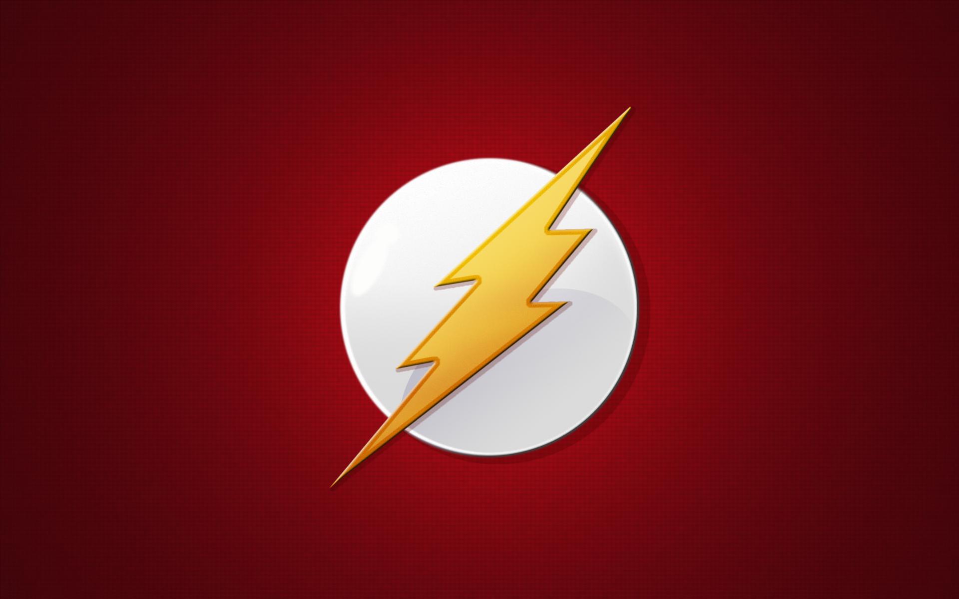 Desktops Logos Superhero Logo Flash wallpapers HD   192053 1920x1200
