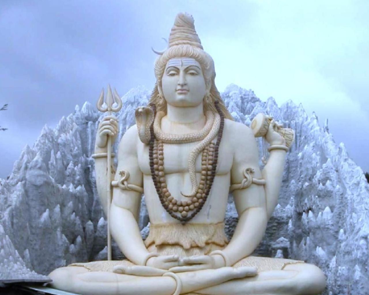 Lord Shiva Wallpapers High Resolution Wallpapersafari