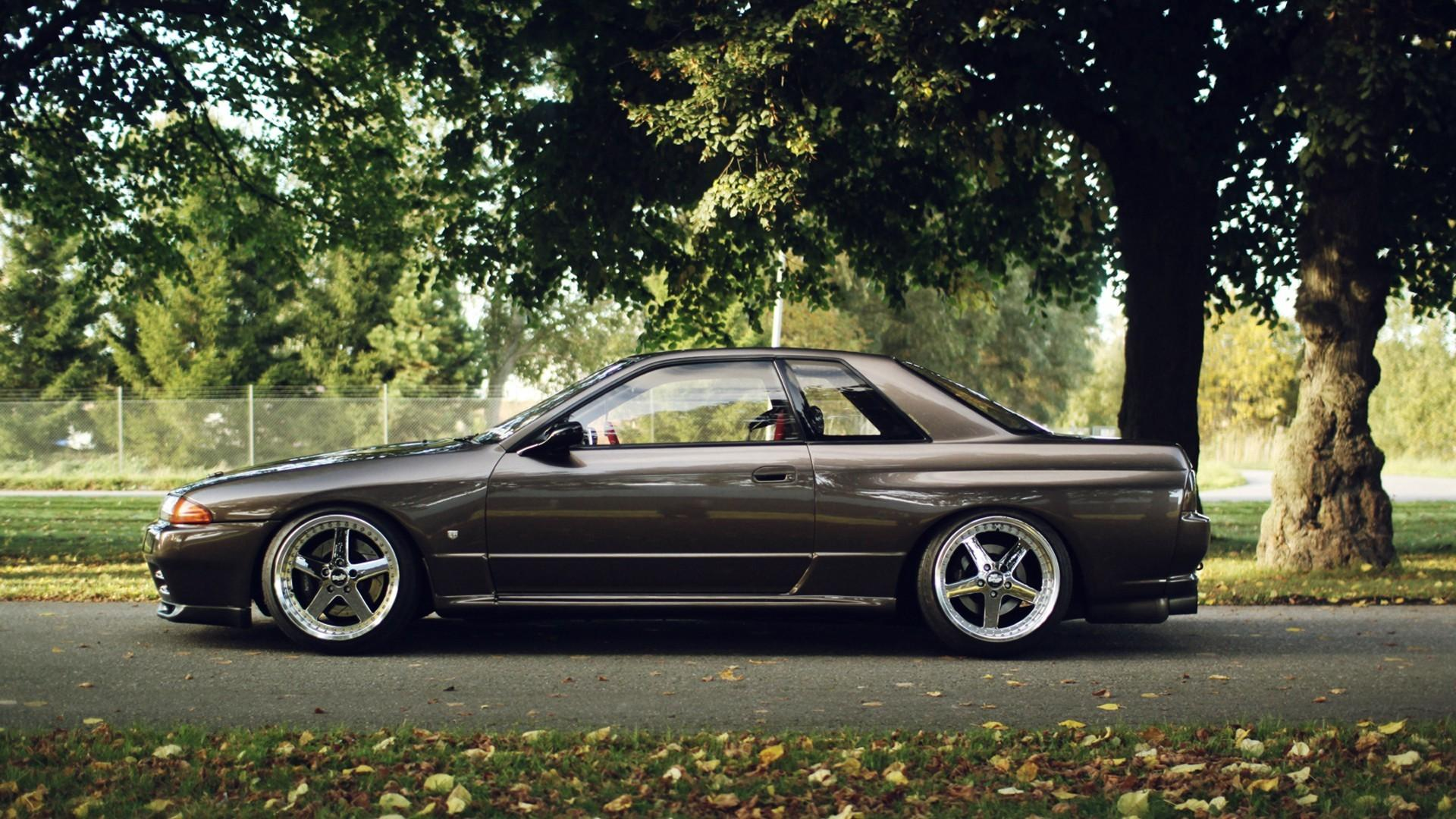 Nissan Skyline R32 Wallpaper 1920x1080